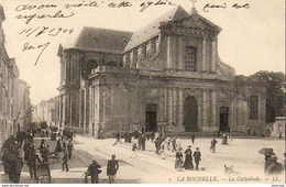 D17  LA ROCHELLE La Cathédrale - La Rochelle