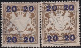 Bayern  .    Michel    .  177  I / II      .     O    .      Gebraucht - Bavaria