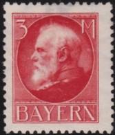 Bayern  .    Michel    .   106 I     .   *        .   Ungebraucht Mit Gummi - Bayern
