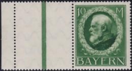 Bayern  .    Michel    .   108 II A   .    **        .   Postfrisch - Bavière
