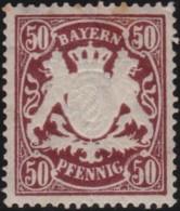 Bayern  .    Michel    .    63 Y     .      *     .    Ungebraucht Mit Gummi - Bavaria