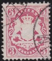 Bayern  .    Michel    .   33       .      O     .    Gebraucht - Bavaria
