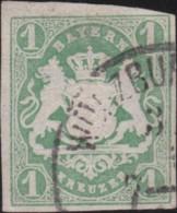 Bayern  .    Michel    .   14        .      O    .     Gebraucht - Bavaria