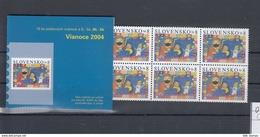 Slowakische Republik Michel Cat.No.   Booklet  Mnh/** 0-50 - Slovaquie