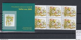 Slowakische Republik Michel Cat.No.   Booklet  Mnh/** 0-52 - Slovaquie