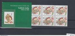 Slowakische Republik Michel Cat.No.   Booklet  Mnh/** 0-45 - Slovaquie