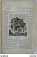 1898 LES PIGEONS VOYAGEURS - LE MARCHÉ SAINT GERMAIN -  LA SIERRA LEONE - UN FANAL ELECTRIQUE - 1850 - 1899
