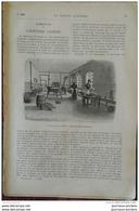 1898 L'INDUSTRIE LAITIÈRE - LE CHOA ET HARAR - MÉCANIQUE ET ELCTRO MAGNÉTIQUE DES MINERAIS DE FER - PHOTOGRAPHIE - 1850 - 1899