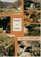 NANS Sous SAINTE-ANNE Source Du Lison, Bon état - Autres Communes