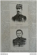 1898 LA CAPTURE DE SAMORY - PEKIN - LE PROTCTEUR COLOMES - EXPOSITION D'OMAHA - 1850 - 1899