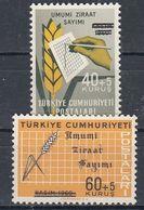 TURKEY 1861-1863,unused - 1921-... Republic