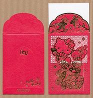 BCC Chinese New Year 'SANRIO' YEAR Of The RAT CHINOIS Red Pockets Red CNY 2020! - Cartas Perfumadas