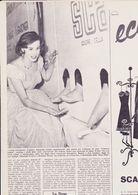 (pagine-pages)ANTONELLA LUALDI   Oggi1955/09. - Libros, Revistas, Cómics