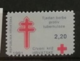 Croatie 1991 / Yvert Bienfaisance N°13 / ** - Croazia