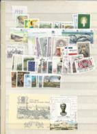 1998 MNH Poland Year Collection Postfris** - Ganze Jahrgänge
