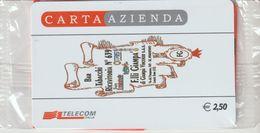 28-Carta Azienda-Fratelli Giampa-Lamezia Terme-Catanzaro-Nuova In Confezione Originale - Télécartes