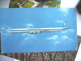 Nederland Holland Pays Bas Vliegtuig KLM DC-8-63 Mooi - Flugzeuge