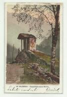 IN VALSESIA - CAPPELLETTA SOPRA MOLLIA 1905 VIAGGIATA  FP - Verbania