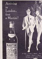 (pagine-pages)PUBBLICITA' MARTINI  Oggi1955/09. - Libros, Revistas, Cómics