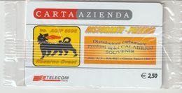 31-Carta Azienda-Agip-Rosarno OvestGioia Tauro-Salerno-Reggio Calabria-Nuova In Confezione Originale - Télécartes