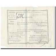 France, Traite, Colonies, Isle De France, 8000 Livres, Expédition De L'Inde - ...-1889 Francs Im 19. Jh.