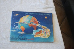 ALBUM CHOCOLAT PRADO NUMERO 3 DE 1957 - Andere Sammlungen