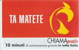 32-Carta Azienda-Croce Rossa Italiana-Milano--Nuova Senza Confezione Originale - Télécartes