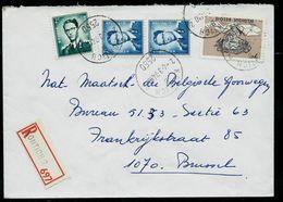 Doc. De  KONTICH - 2 B 2 - (2550) Du 04/03/74 En Rec. (E) - Postmark Collection