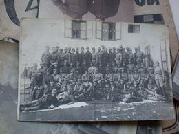 Karansebes Soldiers 1916 WW1 Miklos Andor Foto - Romania