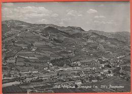 ITALIA - ITALY - ITALIE - 1955 - 10 Siracusana - Santa Sofia Di Romagna - Panorama - Viaggiata Da Santa Sofia Per Forlì - Autres Villes