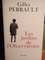 LES JARDINS DE L'OBSERVATOIRE - Roman De Gilles Perrault - WW2 - Oorlog 1939-45