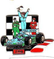 Pin's   F1 Formule 1 MilD SEVEN  World Champion 1994 Zamac Ballard - F1