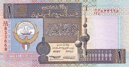 KUWAIT P. 25d 1 D 1994 UNC - Kuwait