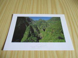 Ile De La Réunion - Cascade De Takamaka. - La Réunion