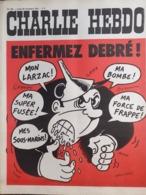 NO PAYPAL Charlie Hebdo Cabu Wolinski Reiser 1972 N° 105 - Humor