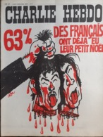 NO PAYPAL Charlie Hebdo Cabu Wolinski Reiser 1972 N° 107 - Humor