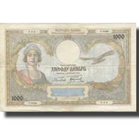 Billet, Yougoslavie, 1000 Dinara, 1931, KM:29, TTB - Yugoslavia
