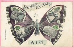 Souvenir Affectueux De ATH - 1910 - Ath