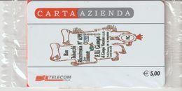 46-Carta Azienda-F,lli Ciampa-Lamezia Terme-Catanzaro-Nuova In Confezione Originale - Télécartes