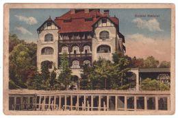 Romania Baia Ocna Sibiului Bad Salzburg Vizakna Furdo - Hotelul Statului - Romania