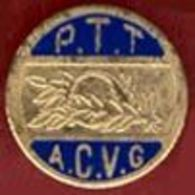 ** PIN' S  P. T. T.  A.C.V.G. ** - 1914-18