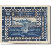 Billet, Autriche, Kirchberg, 80 Heller, Blason 1920-12-31, TTB Mehl:439IIa - Austria