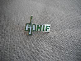 1694 Pin's Pins   HIF - Militaria