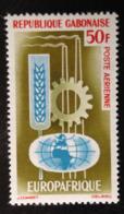 Gabon, « Europafrique», « Air Mail », 1964 - Gabon (1960-...)