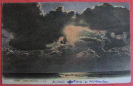 SOLEIL COUCHANT - Fantaisie - Tarjetas De Fantasía