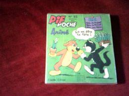 PIF DE POCHE  N° 93 - Pif & Hercule