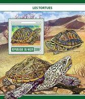 Niger - 2017 - Turtles - Yv Bf 744 - Turtles