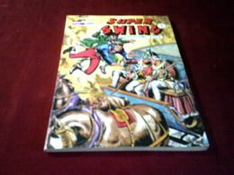 SUPER SWING N° 4  DECEMBRE  1980 - Boeken, Tijdschriften, Stripverhalen