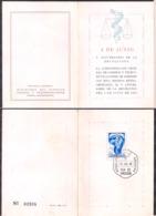 Argentina - 1948 - Dépliant Philatéliques - V Anniversaire De La Révolution - Cygnus - Argentina