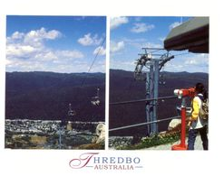 (C 11) Australia - NSW - Thredbo - Australia